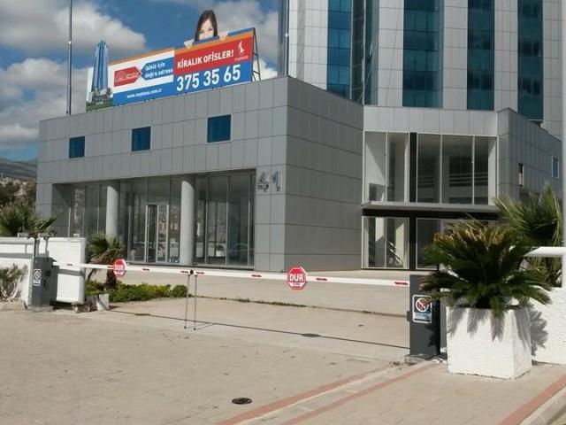 My Plaza Bariyer Montajı