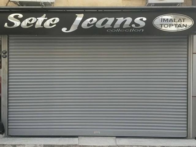 Sete Jeans Kepenk Montajı